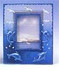 Buy 1 Get 1 Free Dolphin & Seagulls Picture Frame