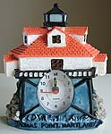 Thomas Point, Maryland Lighthouse Alarm Clock