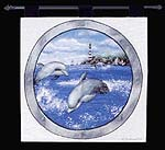 Dolphin Wall Hanging